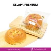 Roti Kelapa PREMIUM | roti manis | kue | camilan | Coconut Bread