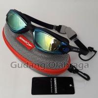 Kacamata Renang Anti Fog & UV SPEEDO 866 Black