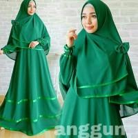 Gamis Muslim Anggun Syari - Tosca