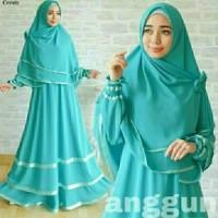 Gamis Muslim Anggun Syari - Turkish