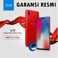 handphone hp smartphone VIVO V9 4/64 RAM 4GB ROM 64GB BUKAN Oppo F7