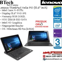 LENOVO ThinkPad Helix PID Intel Core M-5Y71/8GB/256GB SSD/Win10Pro