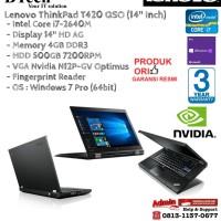LENOVO ThinkPad T420 QSO Intel Core i7-2640M/4GB/500GB/Win10Pro