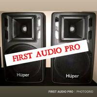 SPEAKER AKTIF HUPER 08 HA150 ( 8 INCH AKTIF ) ORIGINAL