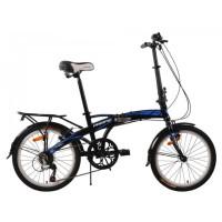 Sepeda Lipat Pacific 2980HT FB Remaja-Dewasa 16 Inci Besi Folding Bike