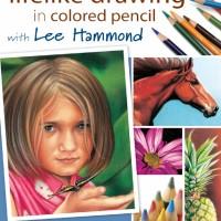 Lifelike Drawing In Colored Pencil ( Gambar Pensil Warna ) - eBook