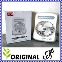 Emergency APA KIPAS ANGIN DAN LAMPU LED DARURAT