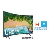LED TV SAMSUNG 55NU7300 UHD 4K SMART TV CURVED 55 INCH 2018 PROMO