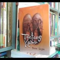 Buku Novel Tentang Kamu - Tere Liye ( Karya Terbaru Tere Liye )