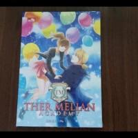 Komik Seri: Ther Melian Academy (Shienny M.S.)