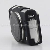 Godric Silicone Canon EOS M100 Silikon Case Sarung Silicon Kamera