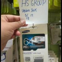 Super Promo ! Kartu Memori Hp Memory Card Micro Sd Samsung 64Gb Clas