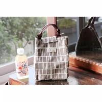 Harga tas tempat bekal lunch bag tas tempat makanan aluminium foil | antitipu.com