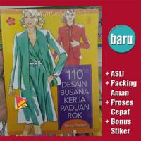 Harga exclusive 110 desain busana kerja paduan rok seri puspa warna   Hargalu.com