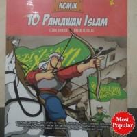 Komik anak islami 10 pahlawan Islam sahabat Rasulullah
