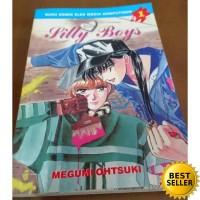 Komik Bekas The Silly Boys Lengkap 3 Jilid Elex Media Komputindo