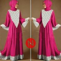 Hijaber big sale 7 sahara maxi 7558 / agen baju jakarta