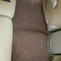 Karpet comfort deluxe khusus mobil suzuki new ertiga 2018 2 Baris