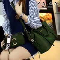 Tas Wanita Tas ZR Bag 2in1 (ada 2tali) Seri 2830 Branded Replika