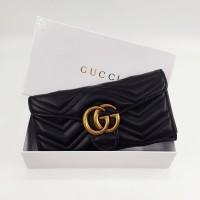 671aebfe0 Gucci Marmont Wallet#x kwalitas Semprem Sz20x4x10 weight 0.3kg With b