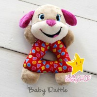 Mainan Bayi Anak Rattle Stick Toet Carter Lion
