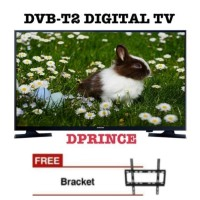 SAMSUNG LED TV 43 Inch Digital FHD - 43N5003 + Bonus Bracket Dinding