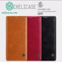 NILLKIN QIN LEATHER CASE SAMSUNG GALAXY NOTE 9 LEATHER FLIP COVER