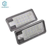 EGY 1 Pasang Lampu 18 LED 12V untuk Mobil Audi A3 S3 S4 A6 Q7 rs6