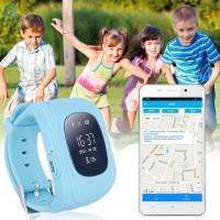 EGY Smartwatch Anak dengan Monitor Pelacak Aktivitas untuk iOS / And