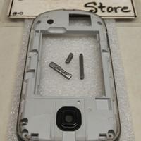 frame tulangan tengah asli origina bekas bawaan hp jadul Samsung s5570