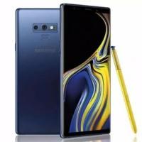 Samsung Galaxy Note 9 6/128 Ocean Blue Garansi Resmi SEIN