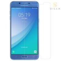 Zilla 2.5D Tempered Glass Curved 9H 0.26mm for Samsung Galaxy C5 Pro T