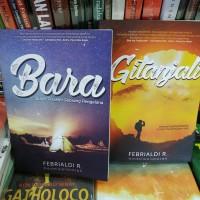Bara dan Gitanjali Novel By Febrialdi R