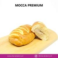 Roti Mocca PREMIUM | roti manis | kue | camilan