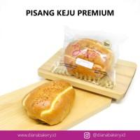 Roti Pisang Keju PREMIUM | roti manis | kue | camilan