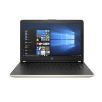 HP 14-BS719TU Notebook - Gold [N3060/4 GB/500 GB/14 Inch/Win 10]