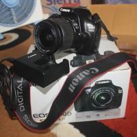 kamera CANON D1100 DSLR BEKAS kwalitas terjamin