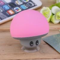 Speaker Bluetooth Wireless Universal Bentuk Jamur Lucu