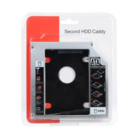 Second HDD / SSD Caddy SATA III SLIM 9.5mm