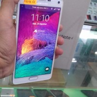 Samsung galaxy note 4 second
