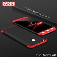 Hardcase 3in1 Gkk Original Full Body Cover Slim Case Casing Oppo F5