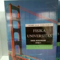 Harga fisika universitas jilid 1 edisi 10 sears zemansky young | Pembandingharga.com