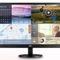 Jual Grosir... 3 Monitor LED AOC E970SW 19 Inch Murah Garans Paling Laris Murah