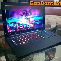 Razer Blade Stealth Gaming Laptop i7 w 12 4K Touch Not MacBook ROG