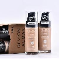 Revlon Colorstay Make Up Foundation 30 ml / Oily Skin 30ml PUMP