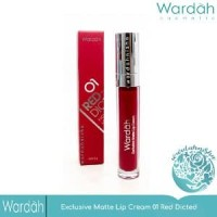 Harga Wardah Lip Cream Matte Travelbon.com
