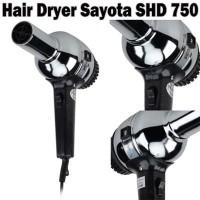 [350watt] Pengering Rambut 350 watt Hair Dryer Sayota SHD 750