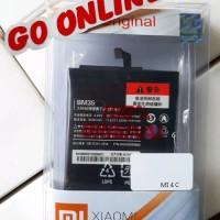 Battery Baterai Batre Hp Xiaomi Mi 4C BM35 Original Ori Mi4C BM 35