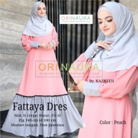 Gamis/Dress Fattaya by Orinaura