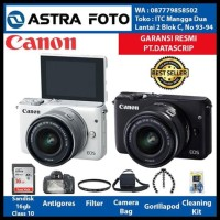 Canon Eos M10 Kit 15-45Mm U002F Kamera Canon Eos M10 Kit 15-45Mm Free